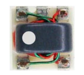 TC1-1-13M+, 50-Ω-Breitbandübertrager 1:1,  4,5-3000 MHz