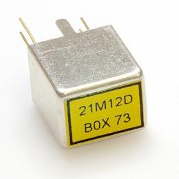 MXF 21,4-12D, 21,4 MHz, Bandbreite 12 kHz