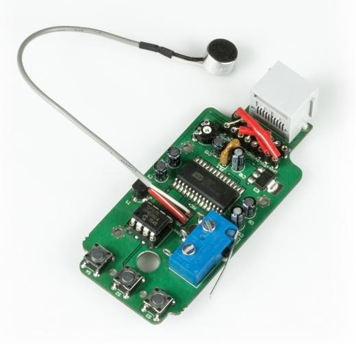 Sprach-Sendespeicher, Austauschplatine für Mikro MH31, Bausatz