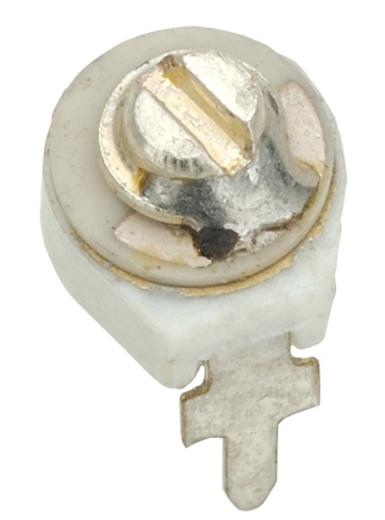 MCT-10/60   Keramischer Miniaturtrimmer 10 … 60 pF