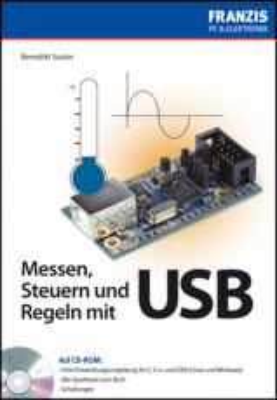 Messen, Steuern und Regeln mit USB