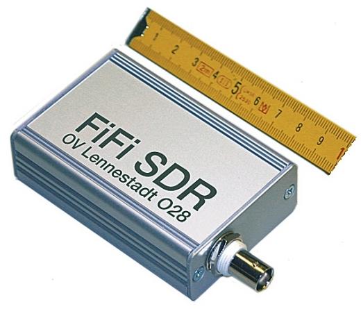 FiFi-SDR 2.0 mit Preselektor (Komplettbausatz)