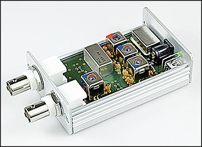 VHF-Empfangskonverter für das 4-m-Band