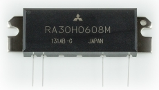 RA30H0608MMOSFET-Power-Modul, 30 W, 66-88 MHz