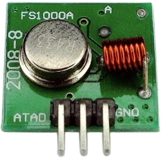 ISM-Sender-Modul FS1000A/XY (433 MHz)