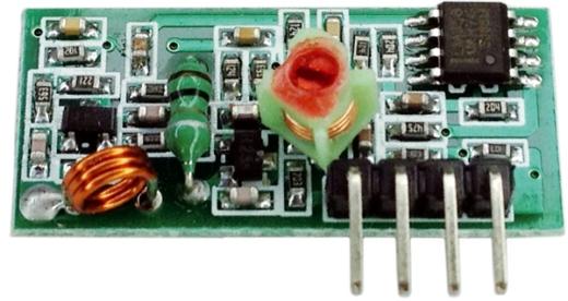ISM-Empfänger-Modul XY-MK-5V (433 MHz)