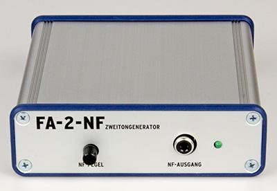 Bausatz für den NF-Zweitongenerator nach DC4KU (mit Gehäuse)