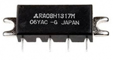 RA08H1317MMOSFET-Power-Modul, 8 W, 135-170 MHz