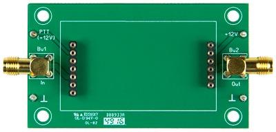 Adapterplatine zur 5-W-Miniatur-PA