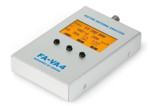 FA-VA 4 - Vektorieller Antennenanalysator