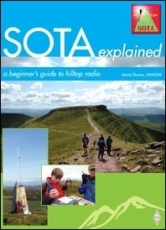 SOTA Explained - A beginner's guide to hilltop radio