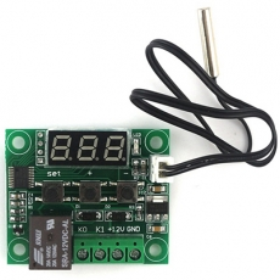 Programmierbarer Digitalthermostat