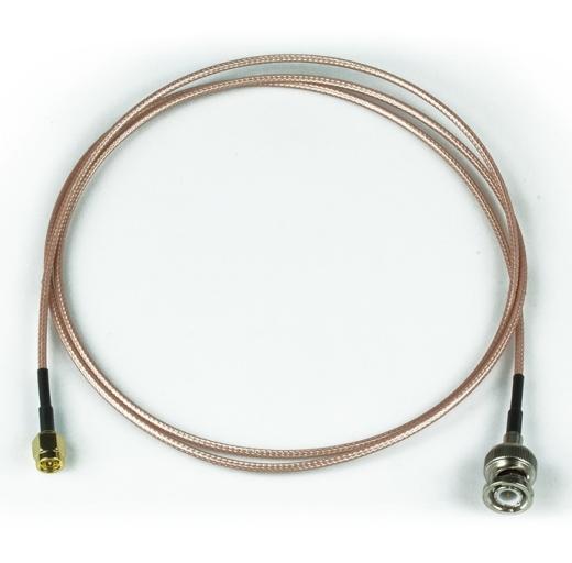 BNC-SMA-Kabel (1,20 m), Kabeltyp RG316