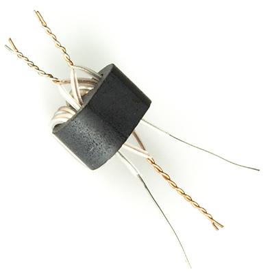Ferrit-Doppellochkern K3/12/100