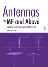 Antennas for MF and Above