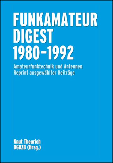 FUNKAMATEUR DIGEST 1980-1992