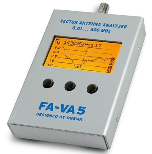 FA-VA 5 - Vektorieller Antennenanalysator