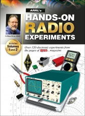 Hands-On Radio Experiments · Vol. 1 & 2