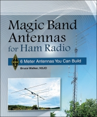 Magic Band Antennas for Ham Radio - 6 Meter Antennas You Can Build