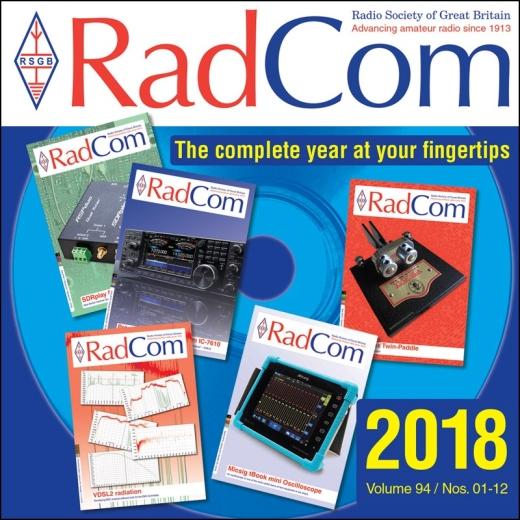 RadCom CD 2018