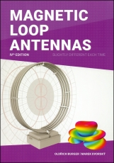 Magnetic Loop Antennas 4th Edition