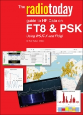 Radio Today guide to HF data on FT8 & PSK