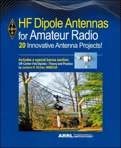 HF Dipole Antennas for Amateur Radio - Dipole Antennas You Can Build!