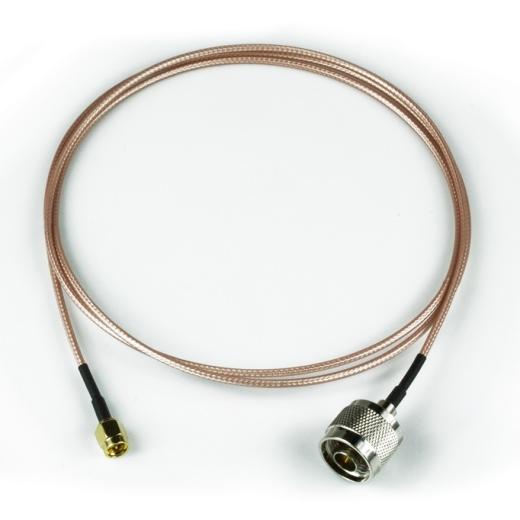 N-SMA-Kabel (1,20 m), Kabeltyp RG316