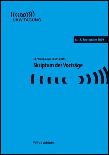 64. Weinheimer UKW-Tagung 2019