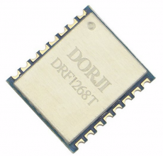 ISM-Transceiver-Modul DRF1268T (433 MHz)