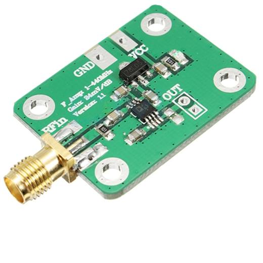 HF-Leistungsmesser-Modul von 0,1 MHz bis 440 MHz
