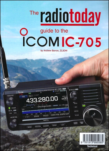 Radio Today guide  to the Icom IC-705
