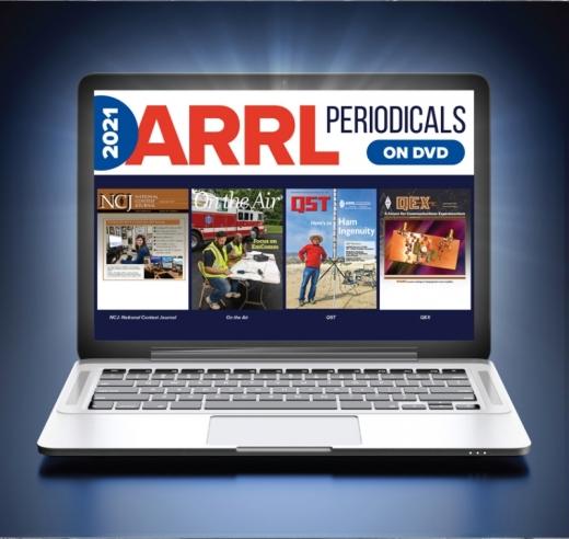 ARRL-Periodicals 2020 DVD (QST, NCJ, QEX)