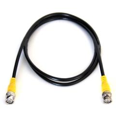 BNC-Kabel (60 cm), Kabeltyp RG58/U-MIL