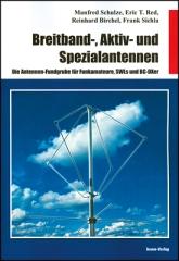 Breitband-, Aktiv- und Spezialantennen