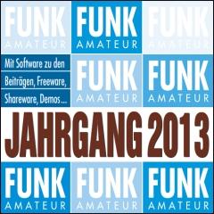 FUNKAMATEUR Jahrgangs-CD 2013 (Sonderpreis für Abonnenten)