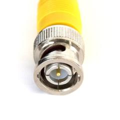 BNC-Kabel (30 cm), Kabeltyp RG58/U-MIL