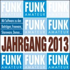 FUNKAMATEUR Jahrgangs-CD 2013