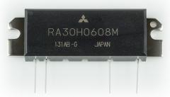 RA30H0608M-101MOSFET-Power-Modul, 30 W, 66-88 MHz