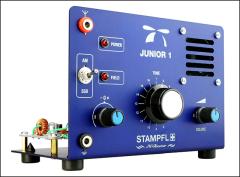 KW-Radiobausatz Junior 1 von HB9KOC