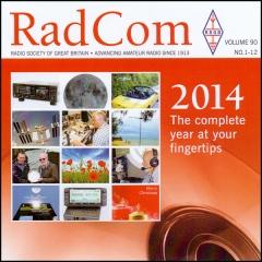 RadCom CD 2014