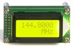 7-stelliges Frequenzzählermodul bis 1,2 GHz