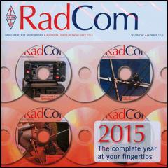 RadCom CD 2015