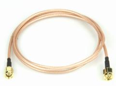 SMA-Kabel (1,20 m), Kabeltyp RG316