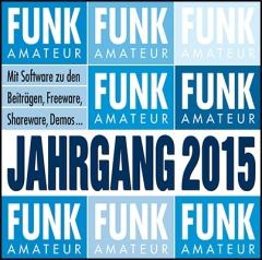 FUNKAMATEUR Jahrgangs-CD 2015