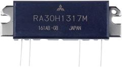 RA30H1317MMOSFET-LPower-Modul, 30 W, 130-170 MHz