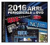 ARRL-Periodicals 2016 DVD (QST, NCJ, QEX)