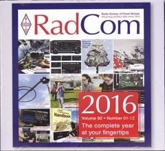 RadCom CD 2016