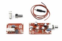 RED FOX, Verstärkerbausatz für Breitband-Aktivantenne
