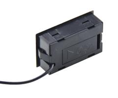 Digitales LCD Einbauthermometer -50°C bis +110°C